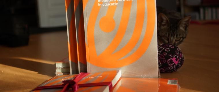 A apărut Biblioteca vie a culturii în educație!