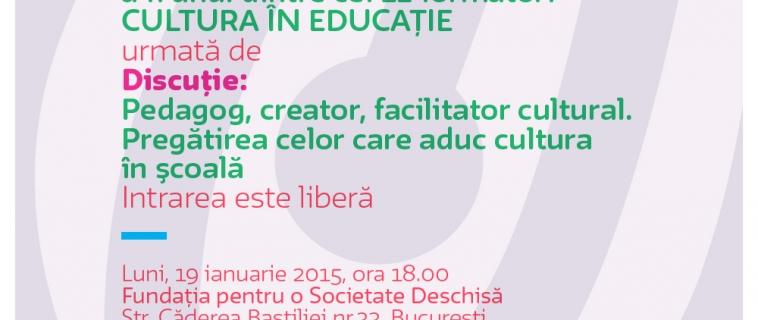 Grup sau comunitate: cum creștem cultura în educație