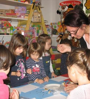 Artelier D, Proiecte pentru copii