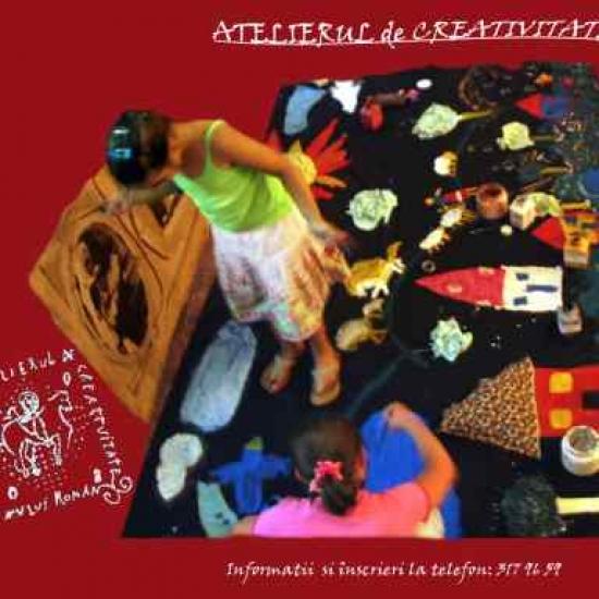 Atelierul de creativitate – MTR