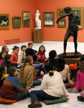 Educaţia non-formală în muzee