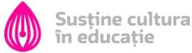 Sustine cultura în educație