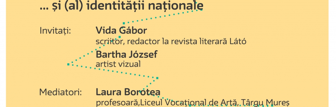 Întâlnire Cultura în educație – … și (al) identității naționale   23.09.2017   B5 Studio, Târgu Mureș